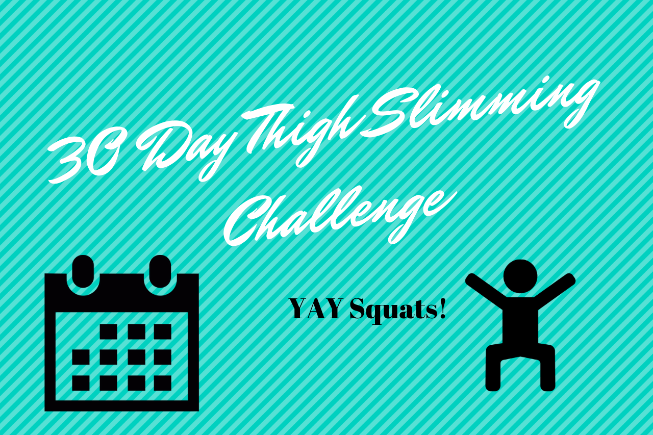 30-Day Thigh Slimming Challenge Completed!