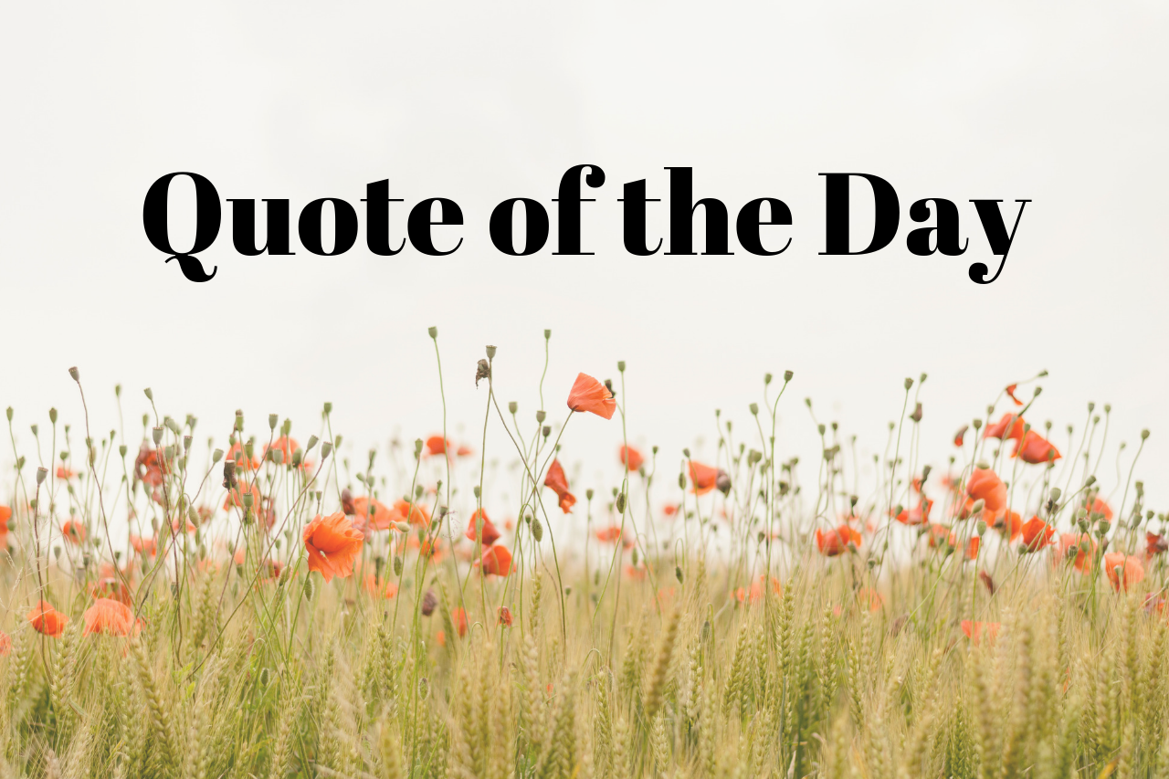 Health Quote of the Day